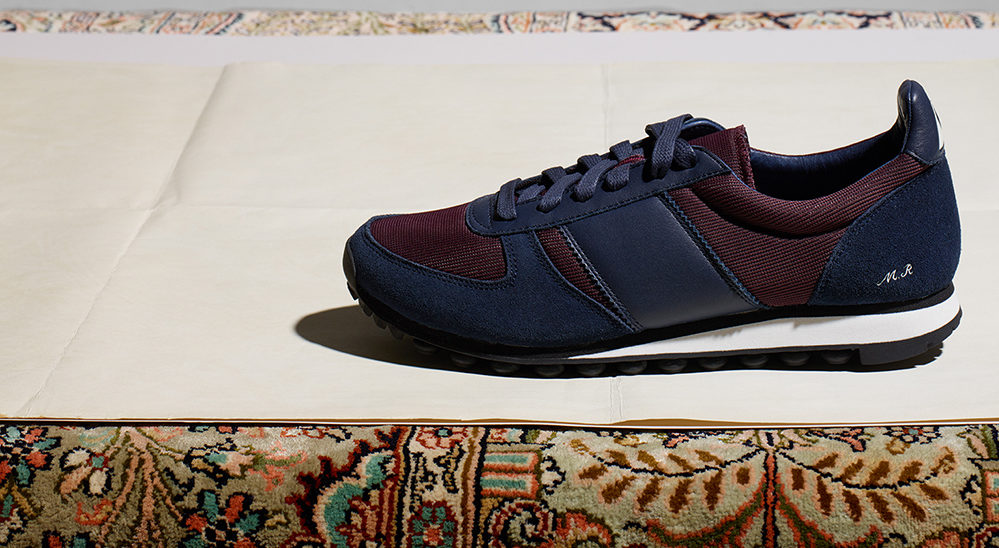 ÉDITIONS M.R. x LE COQ SPORTIF: THE NEW 'MADE IN FRANCE' SNEAKERS