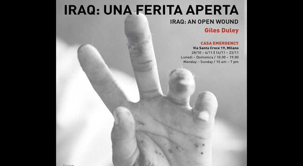 IRAQ: UNA FERITA APERTA