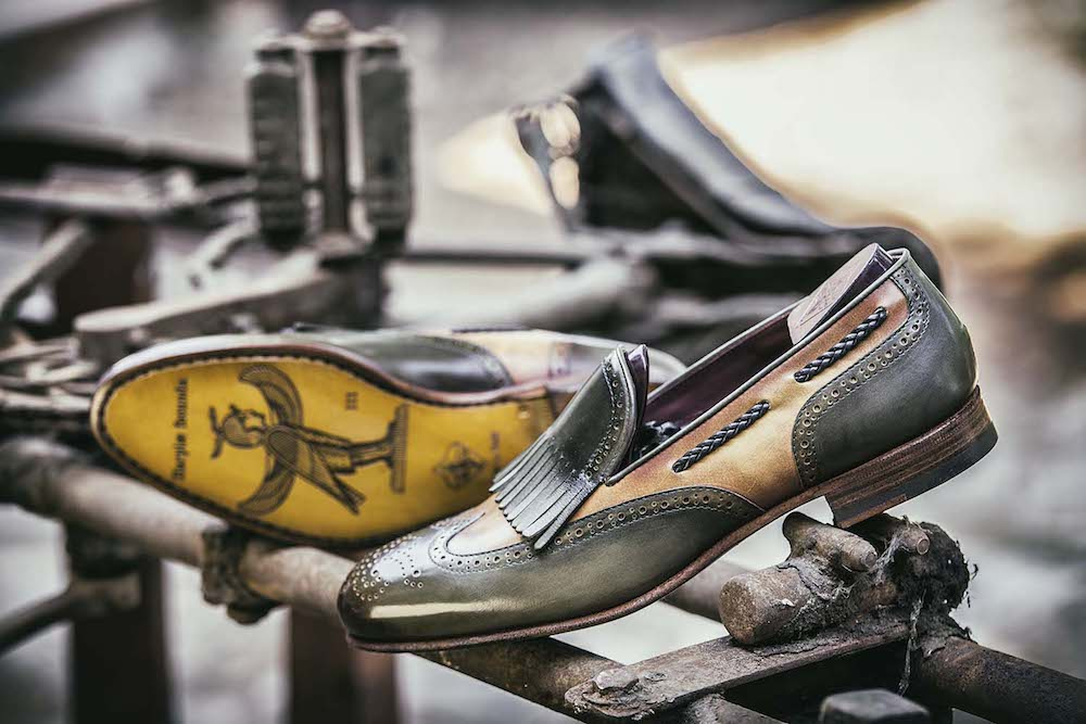 Old Randa, le scarpe da Gentle Dandy