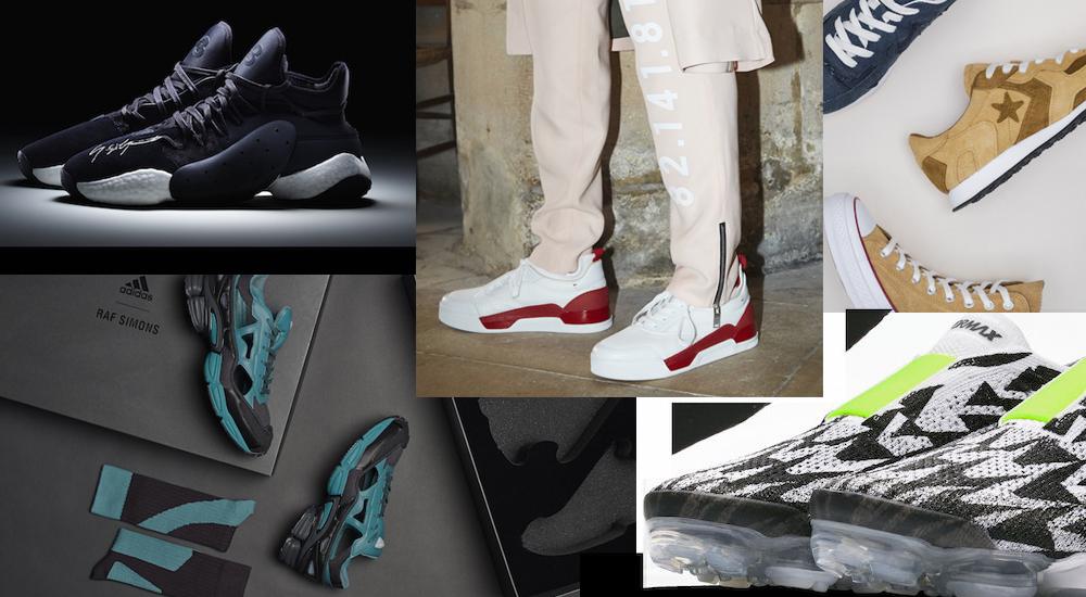 Sneakers. I 5 modelli da non perdere