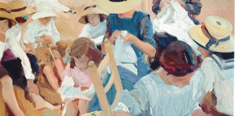 Joaquín Sorolla: un pittore fra moda e dipinti