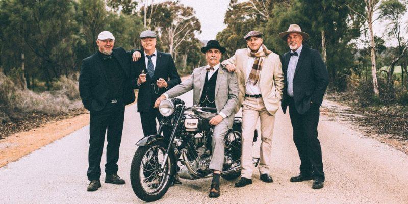 Gentlemen ride