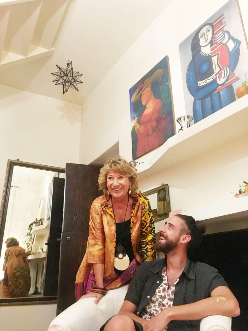Paola Bressan e Francesco Orazzini @courtesy My Little House