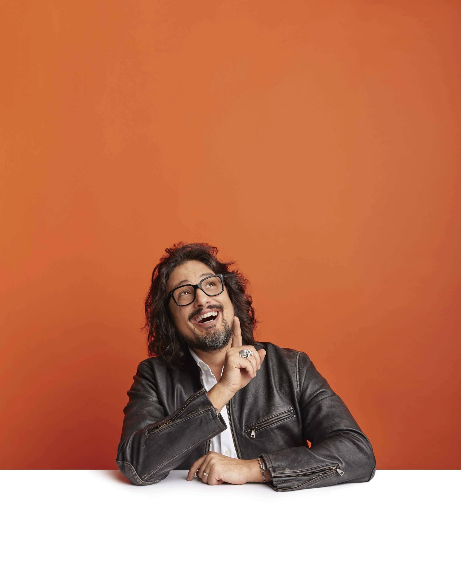 Alessandro Borghese brand ambassador di Fielmann: Ecco gli occhiali da 10.