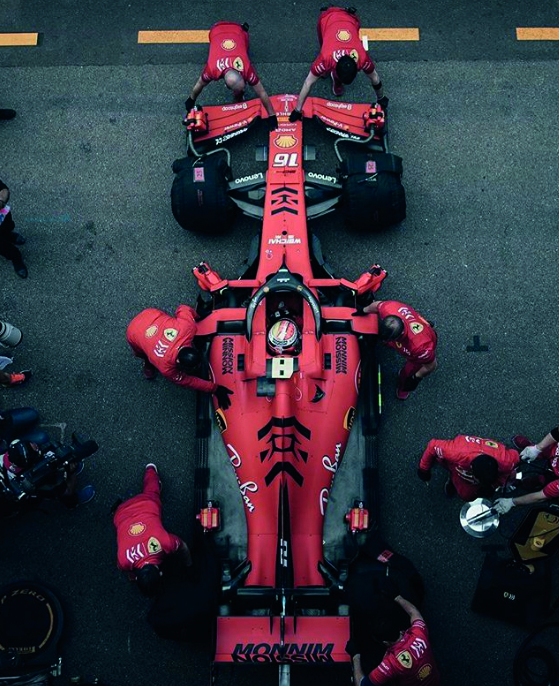 Charles Leclerc, la giovane stella Ferrari
