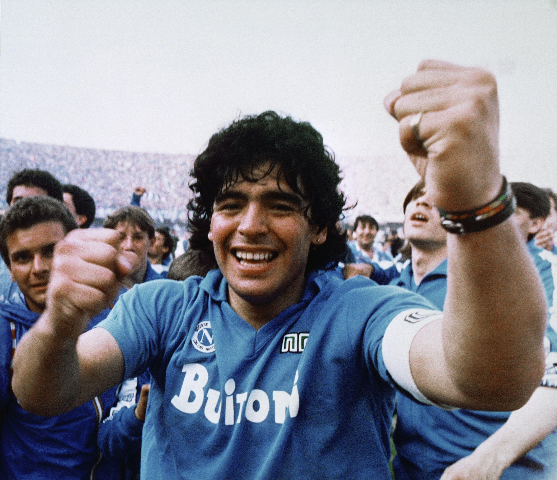 Diego Maradona di Asif Kapadia