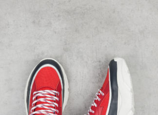 am318-x-marras-red-shoes