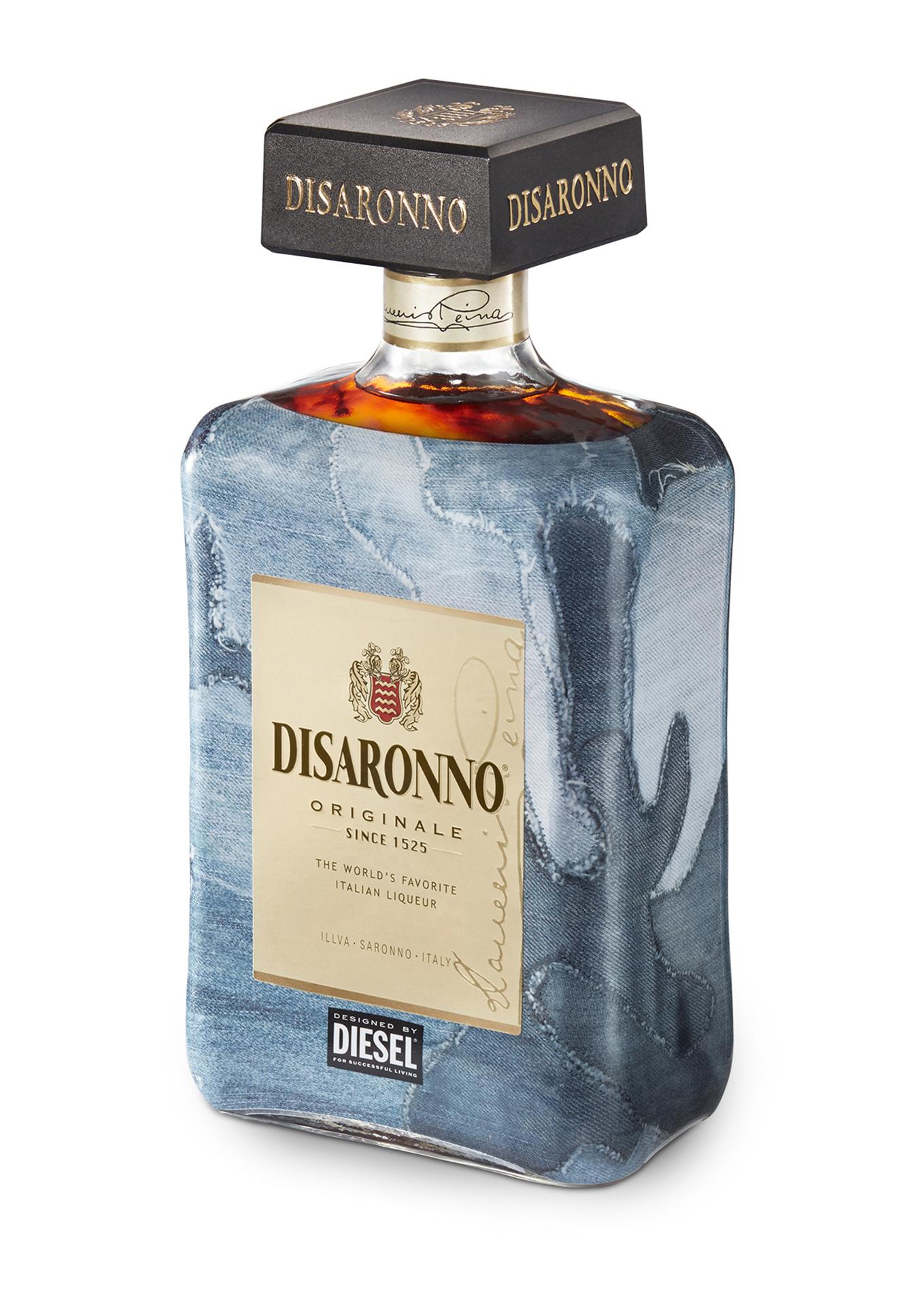 Disaronno-wears-Diesel