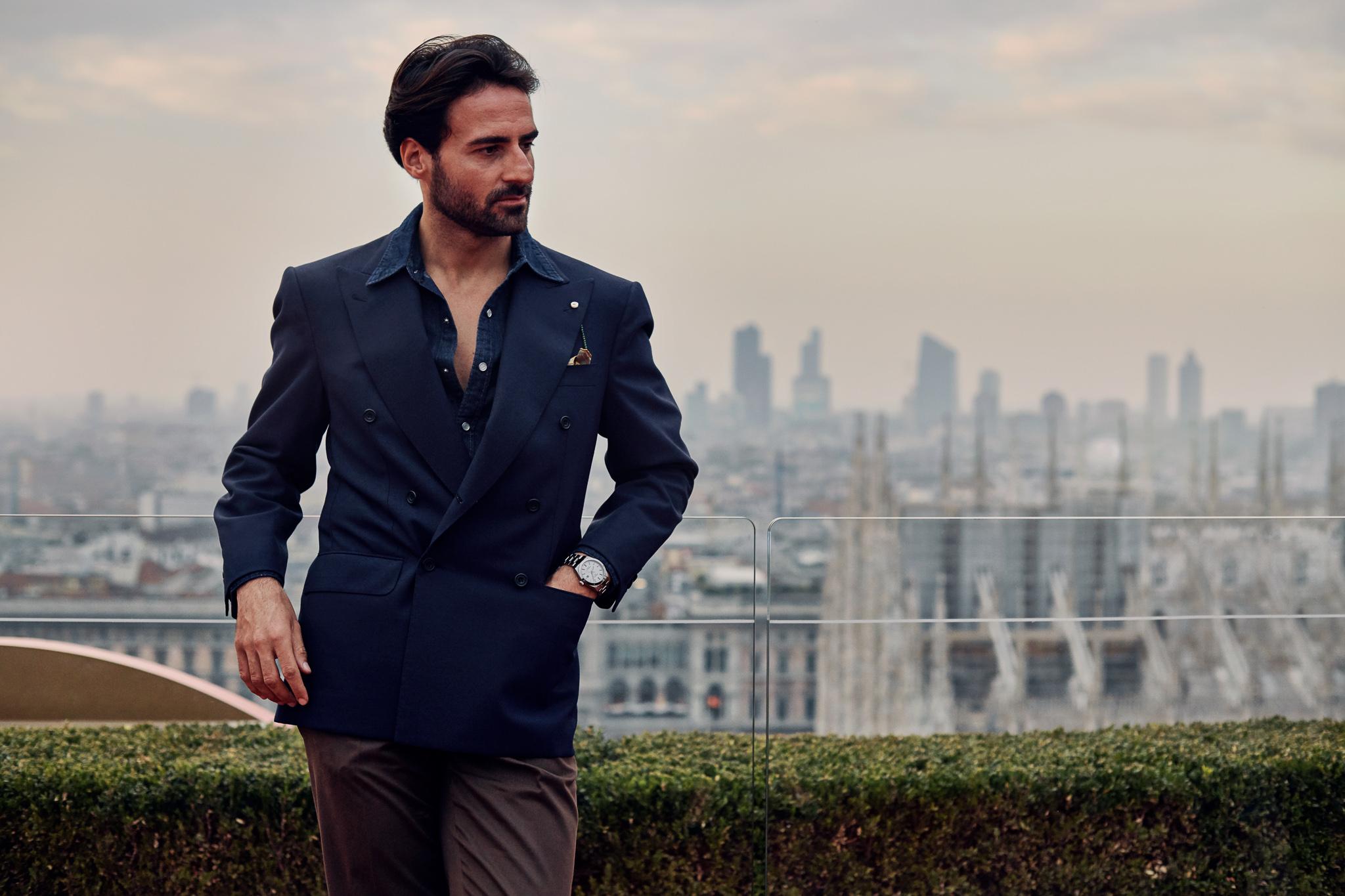 The Gentleman Watch according to Tissot