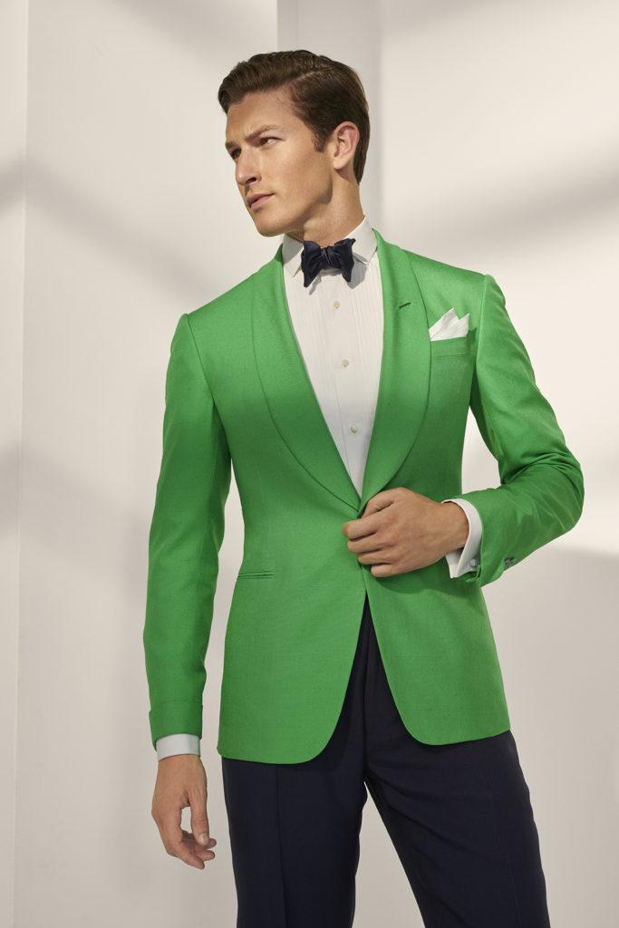 modello-ralph-lauren-very-ralph-giacca-verde-abito