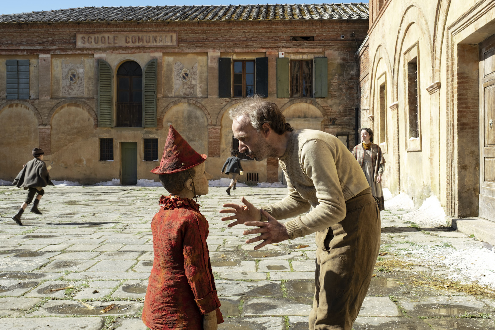 Cinecult: Pinocchio di Matteo Garrone