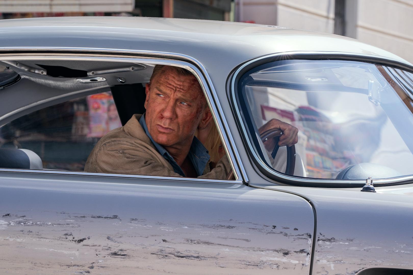 Torna sugli schermi nel 2020 l'eroe britannico James Bond