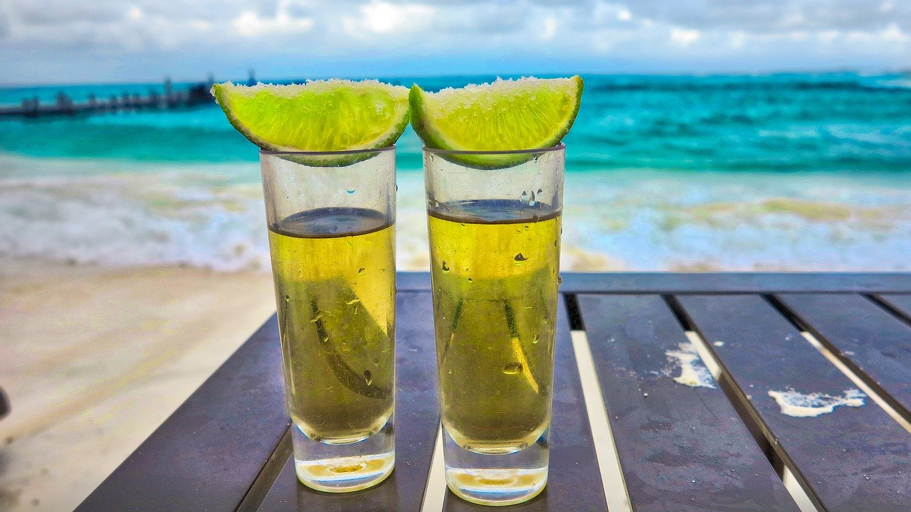 Agave Tequila come si beve in Messico