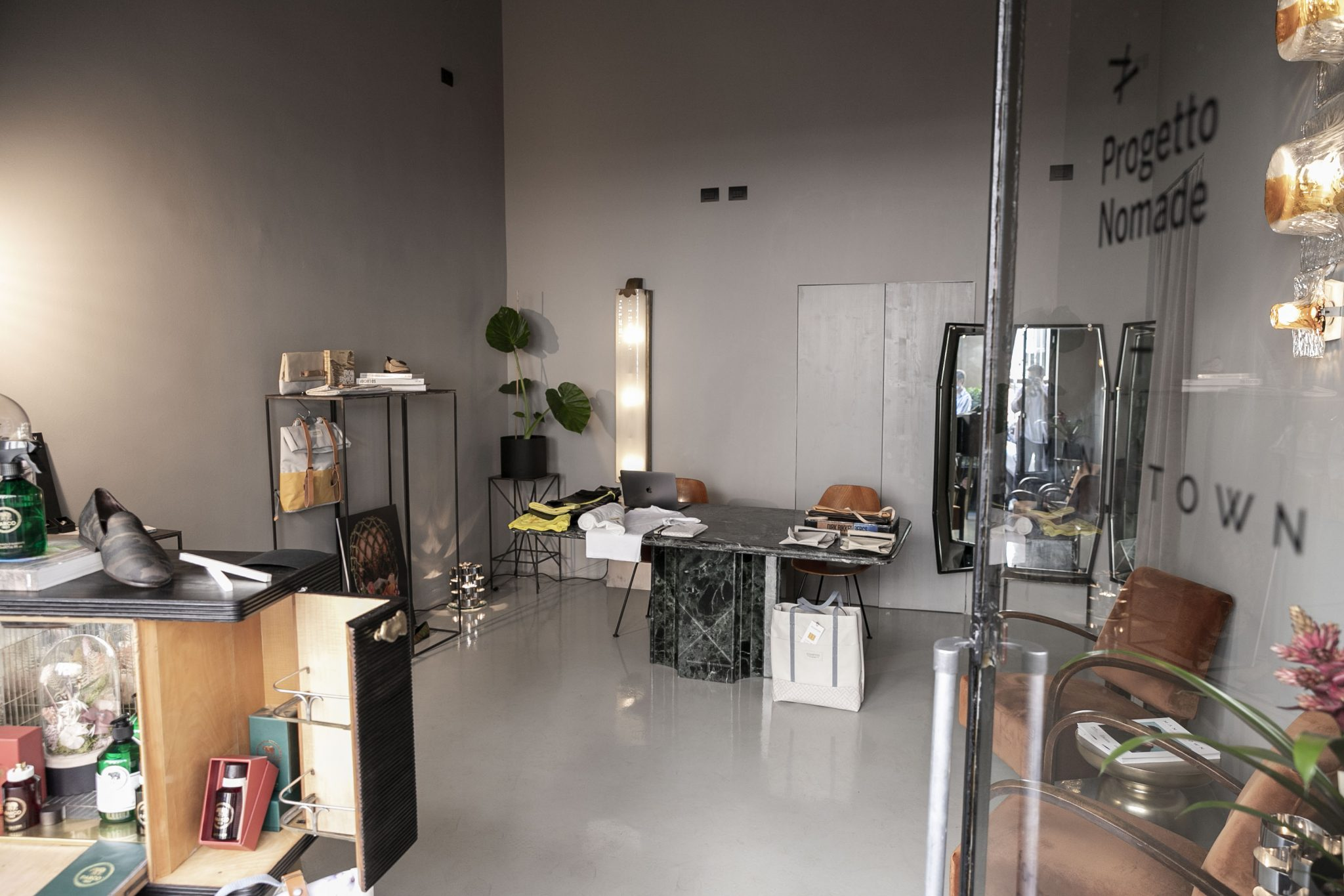 MANINTOWN to launch multifunctional studio space, 'Manintown + Progetto Nomade' in Milan