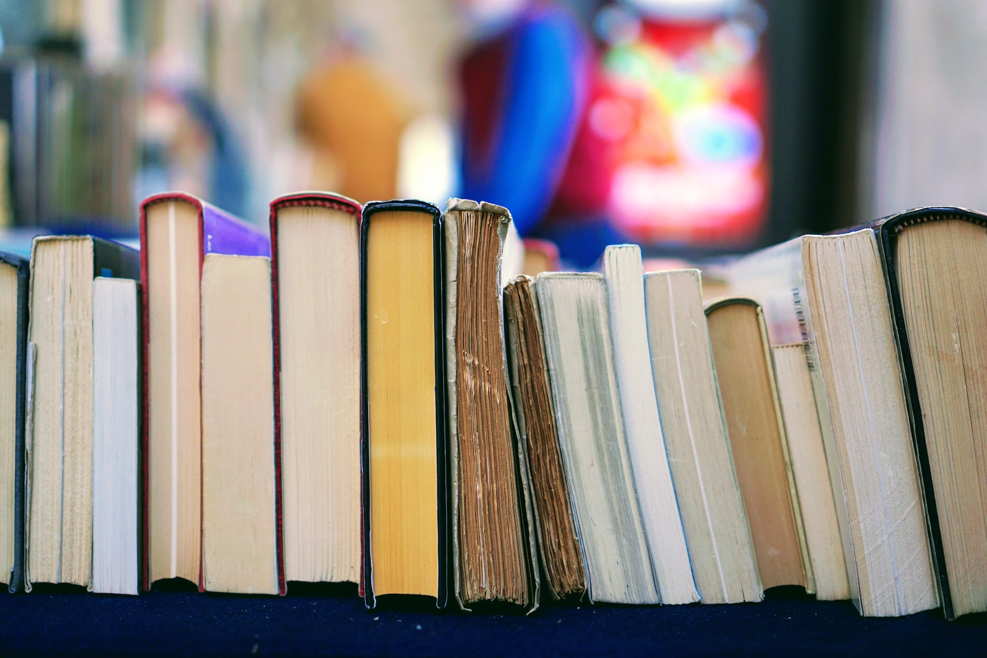 Romanzi: 4 titoli da leggere sotto l'ombrellone
