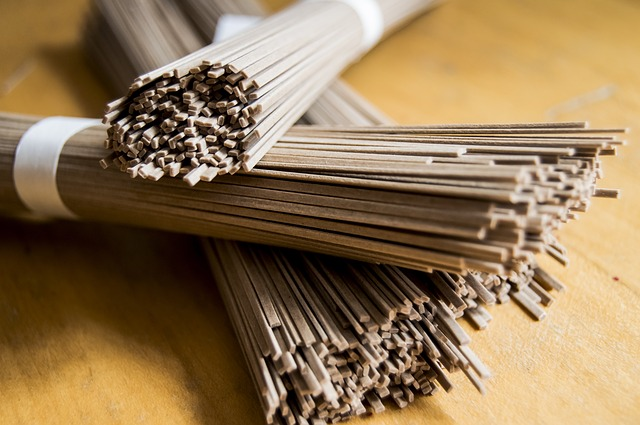 Grano saraceno: proprietà della pasta