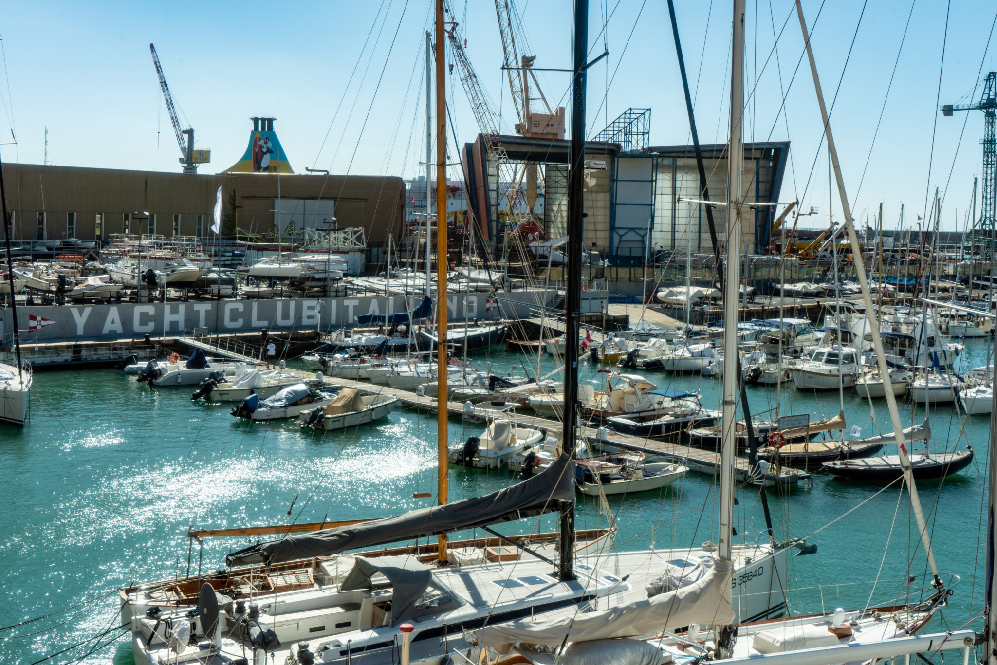 Design & innovation at the 2020 Genoa Boat Show