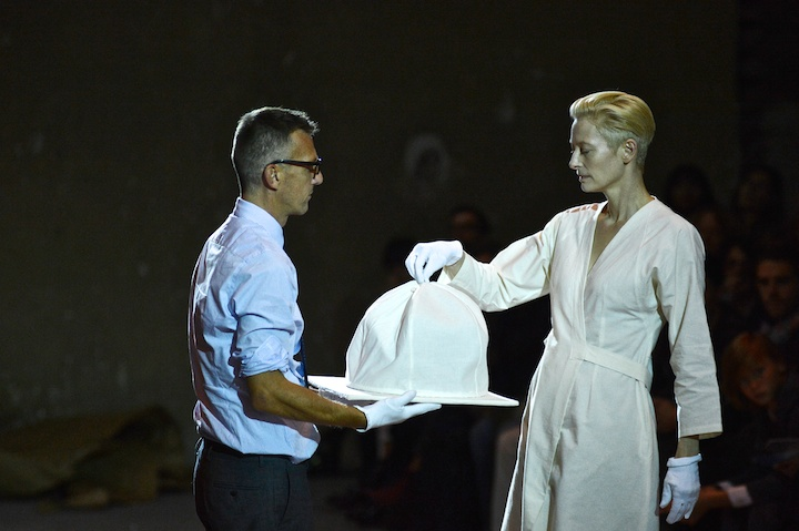 Rome, an extraordinary Maison: the archives and creations of its costume studios