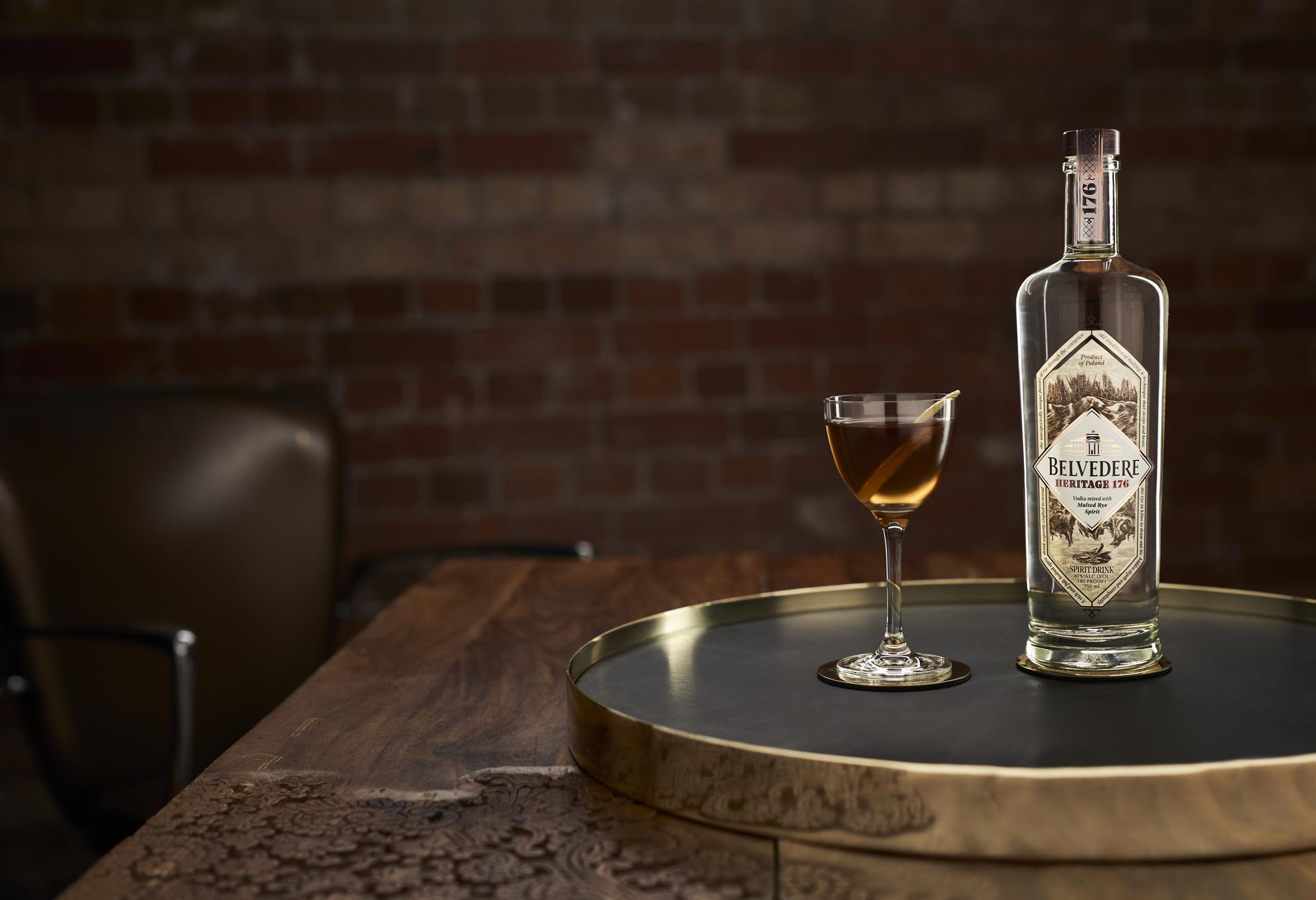 Heritage 176, la preziosa novità in casa Belvedere Vodka