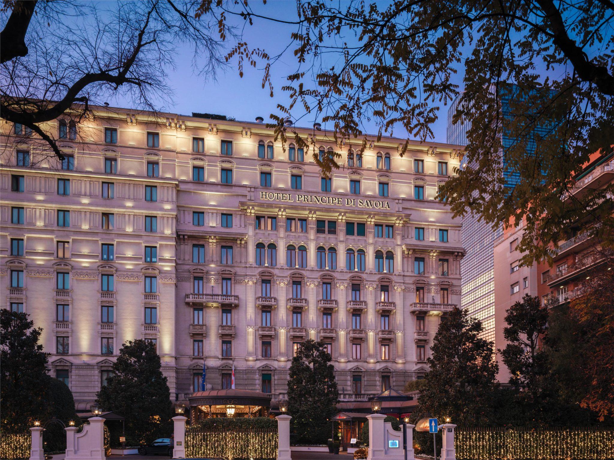 Hotel Principe di Savoia: l'indirizzo ideale per una pausa invernale in città