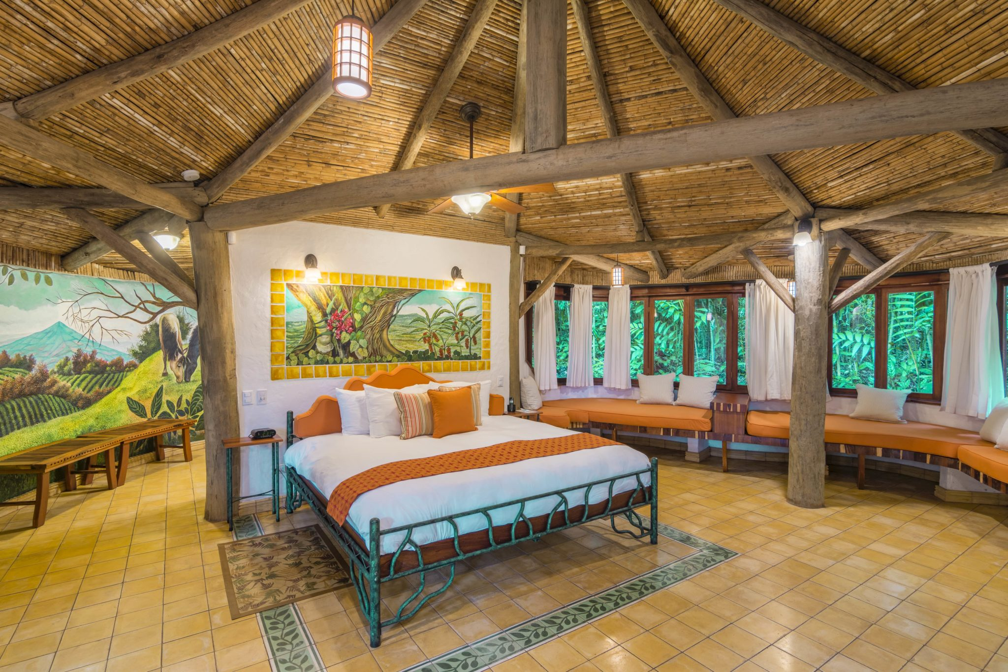 The seven most vibrant resorts in Central America