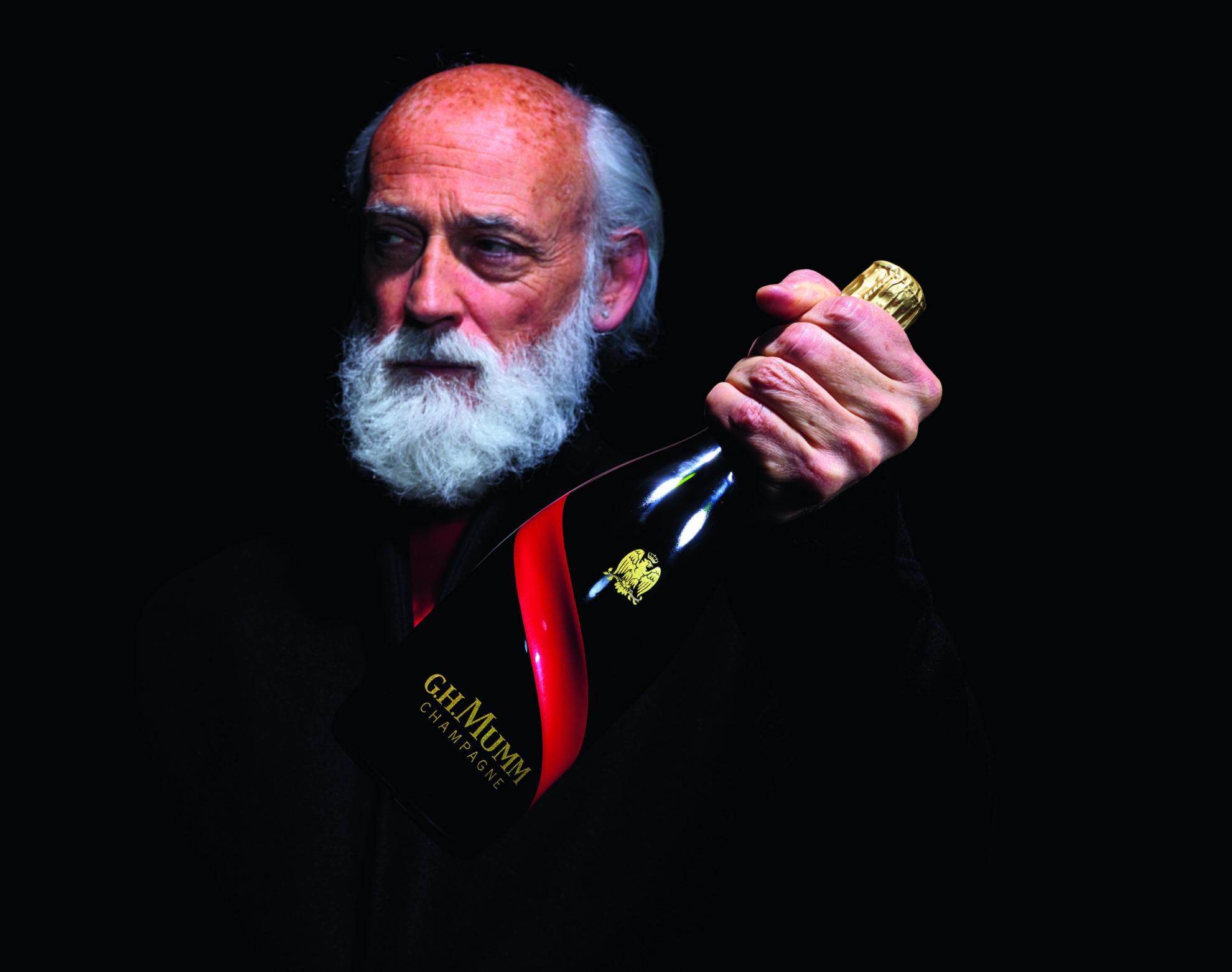 Chef in Town: MGC, the new lightest Mumm cuvée in the world