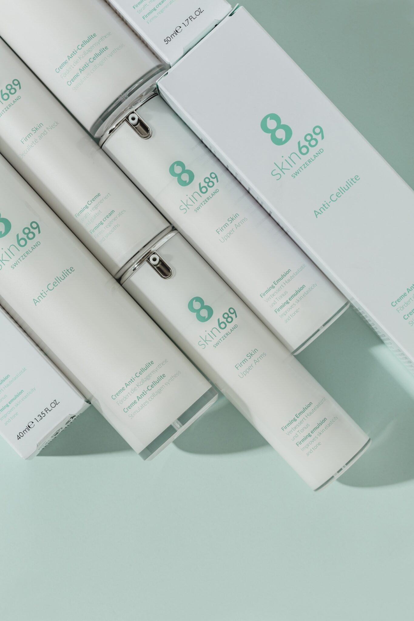 Skin 689: essential beauty for the contemporary gentleman