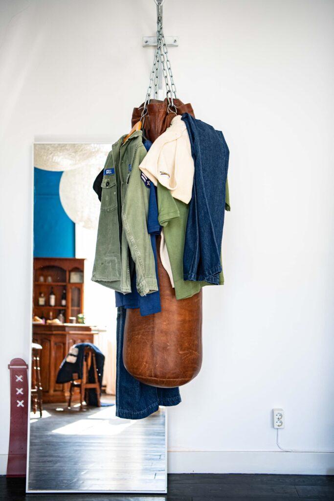 Denim e abbigliamento casual sostenibile al Multibrand Store di Milano Biffi Boutiques: una delle tappe del WSM Change Trail