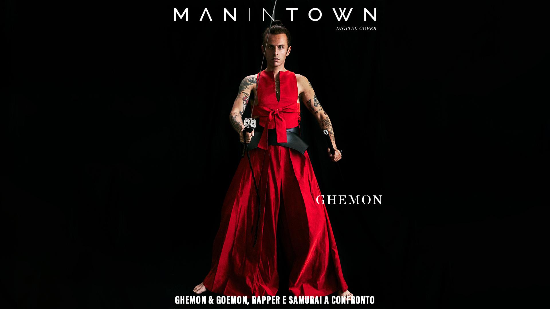 Ghemon & Goemon, rapper e samurai a confronto