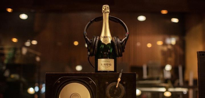 Krug presents the Grand Cuvée 169 èmè Èdition champagne