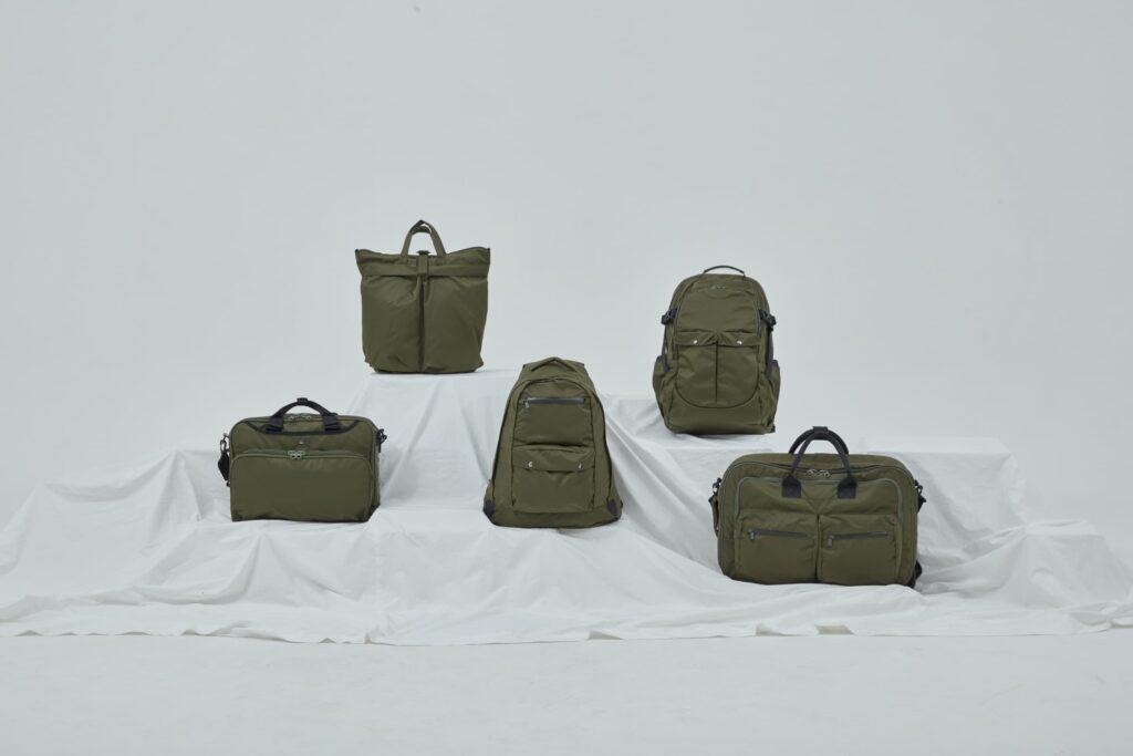 La collezione di borse e zaini sostenibili F/CE al multibrand store Tenhoa per il WSM di Milano