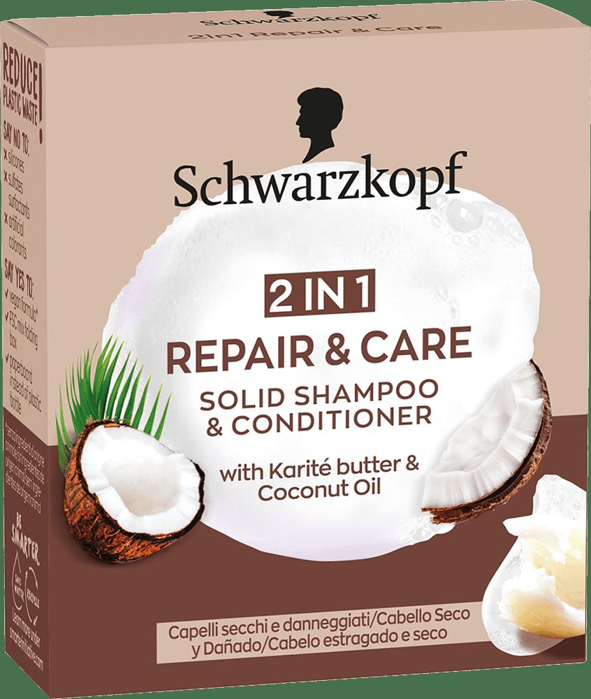 Shampoo e balsamo 2 in uno di Schwarzkopf: pratico e idratante