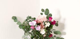 Il bouquet di fiori stabilizzati Stella, una delle creazione di MIRAI Flowers