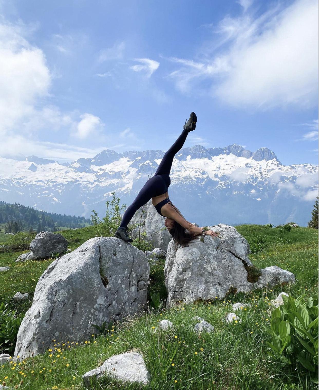 Martina Sergi: lo Yoga online