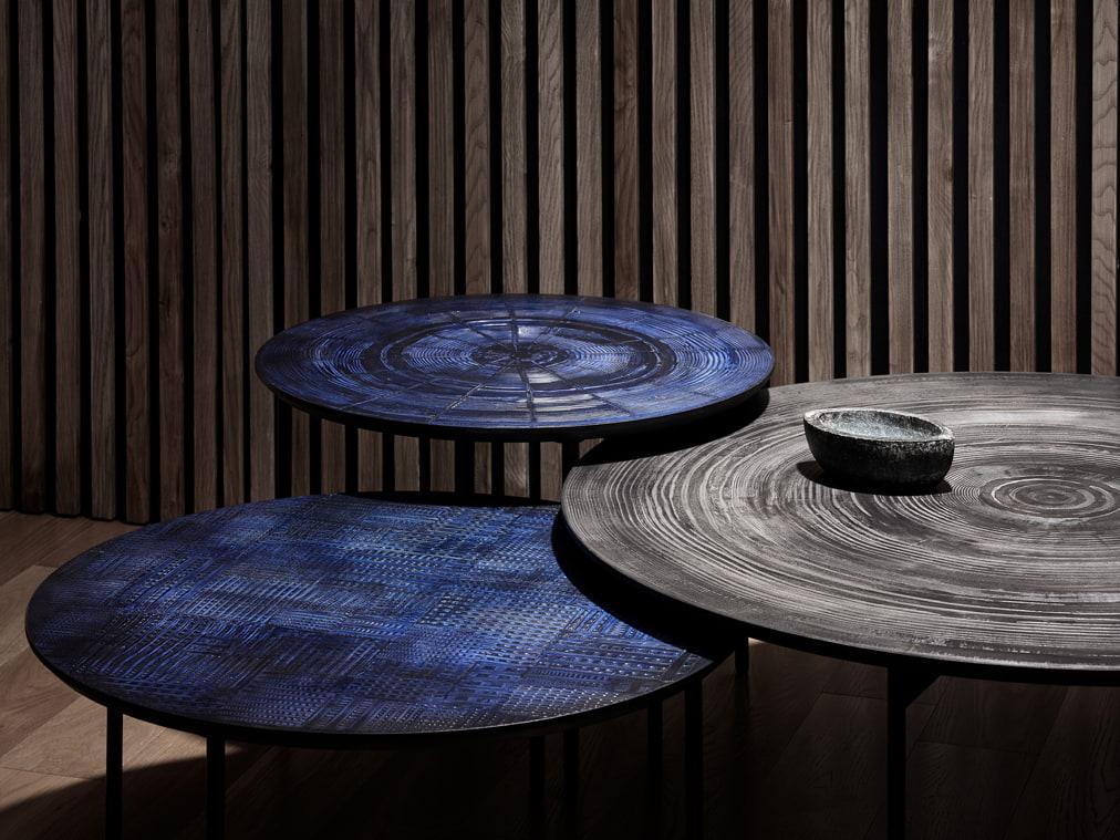 Tavolini handmade by Mos Design