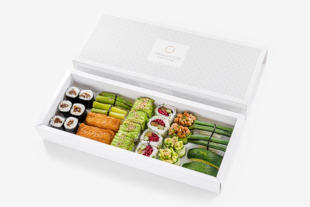 Armonico Sushi Culture: Cornucopia, la grande degustazione di sushi vegetariano