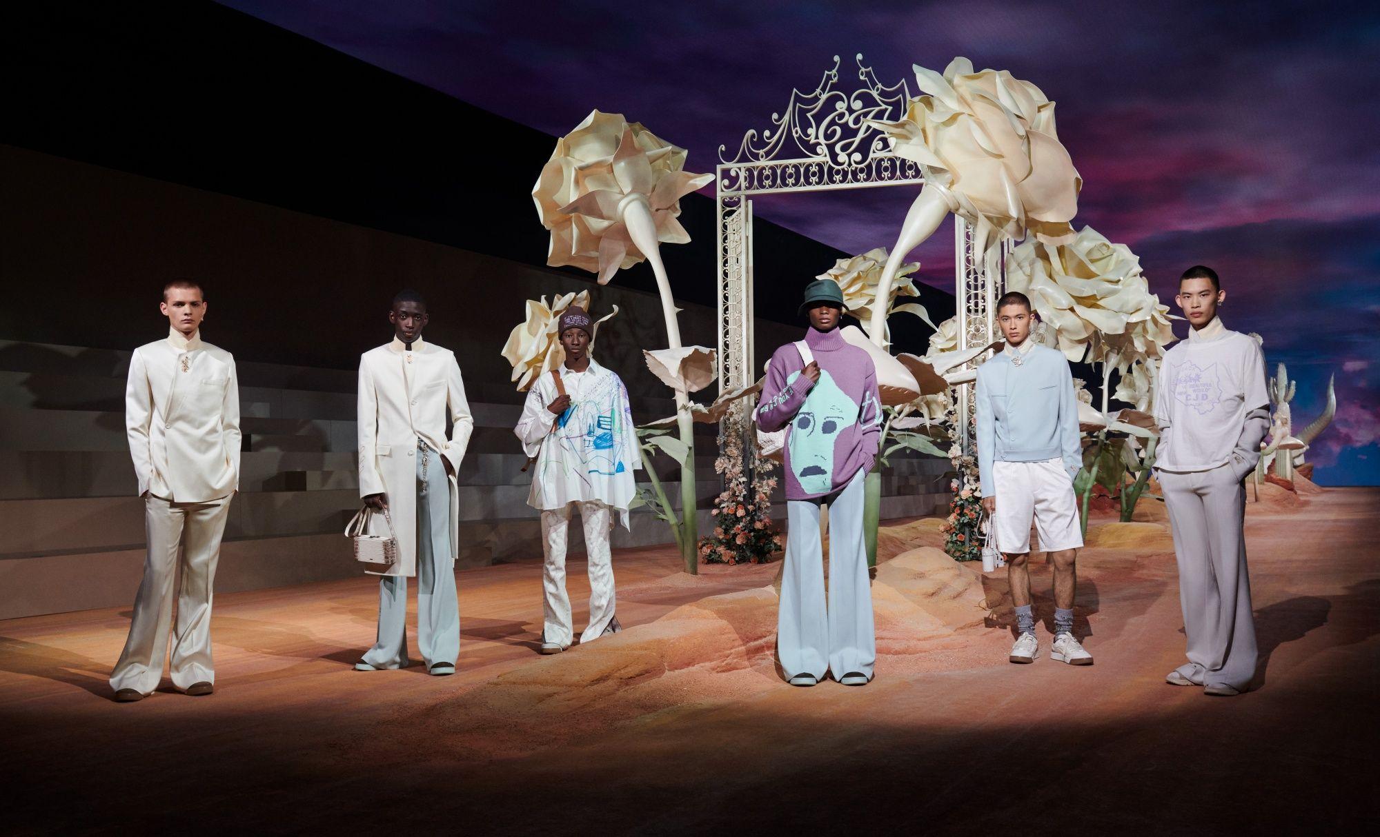 Paris Fashion Week S/S 2022: un'edizione phygital sospesa tra escapismo e voglia di normalità