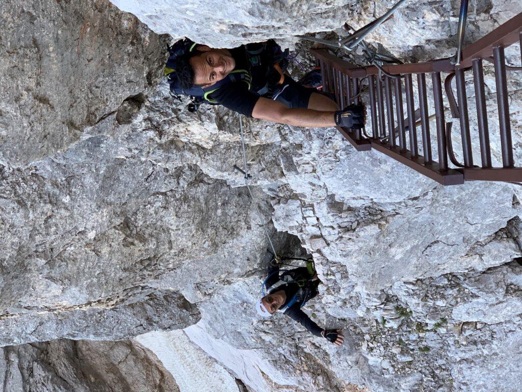 L'arrampicata: un modo primordiale per vivere il contatto con la natura alpina