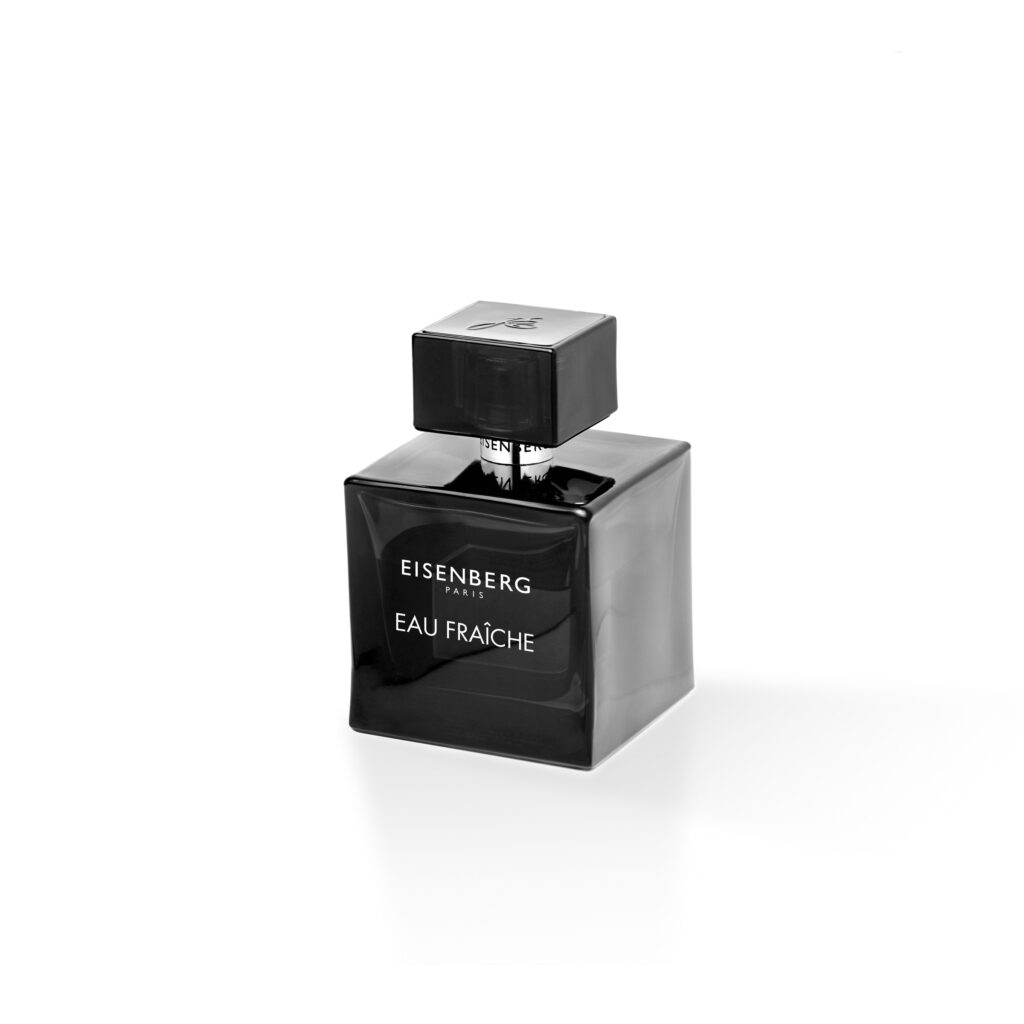 Una fragranza fresca e di grande personalità: Eau Fraîche for men by Eisenberg