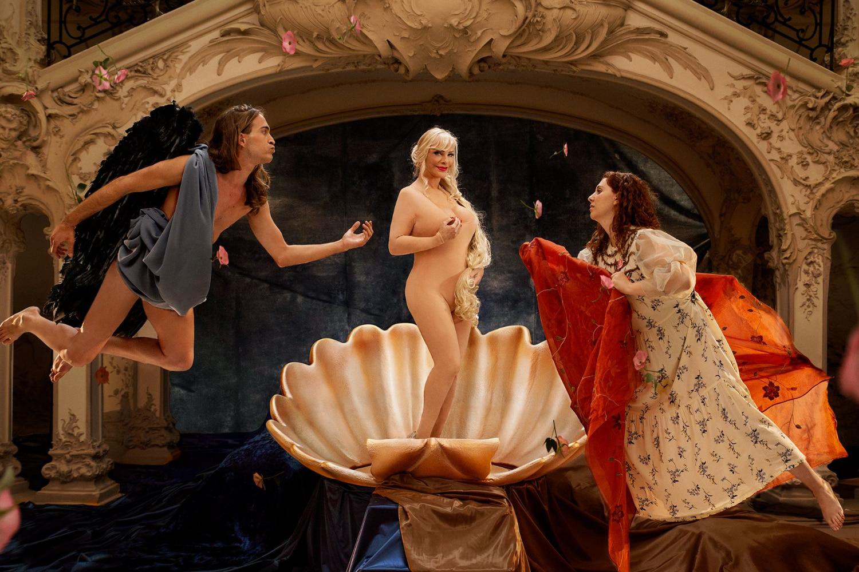 """""""Classic Nudes"""", la guida al nudo artistico di Pornhub"""