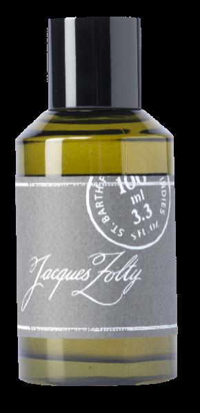 Bergamotto, muschio e sandalo si fondono in Jacques Zolty Eau de Parfum
