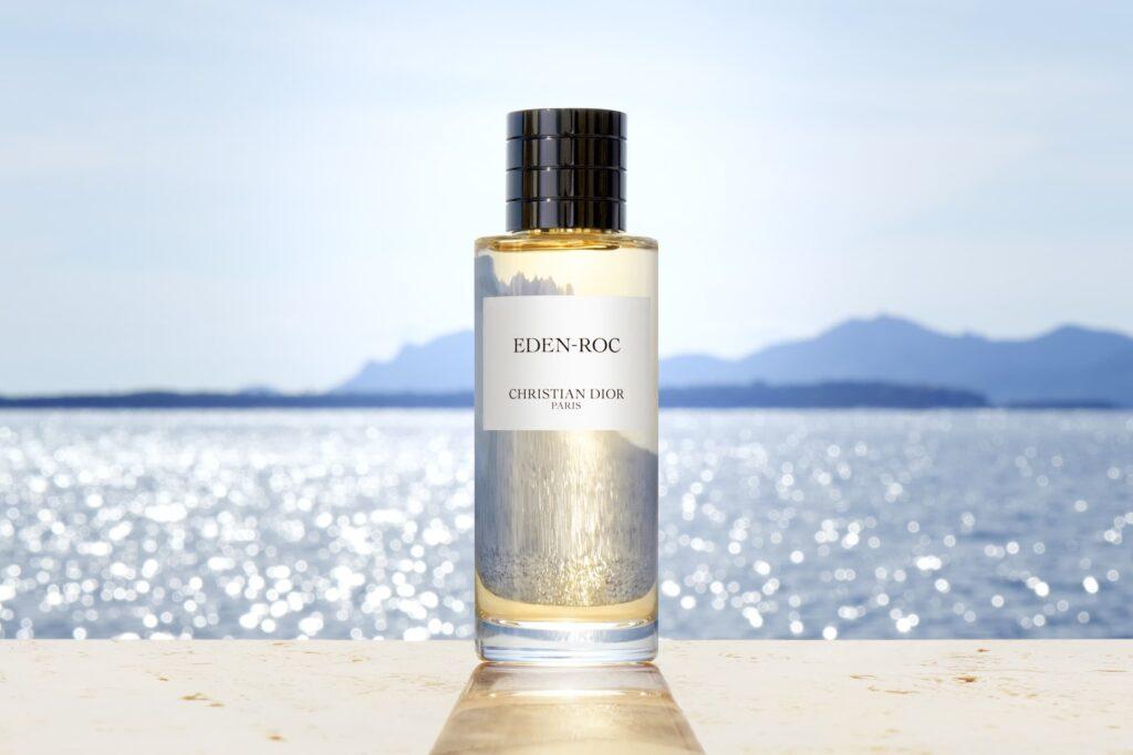 Note salate per Eden Roc, la fragranza estiva di Dior