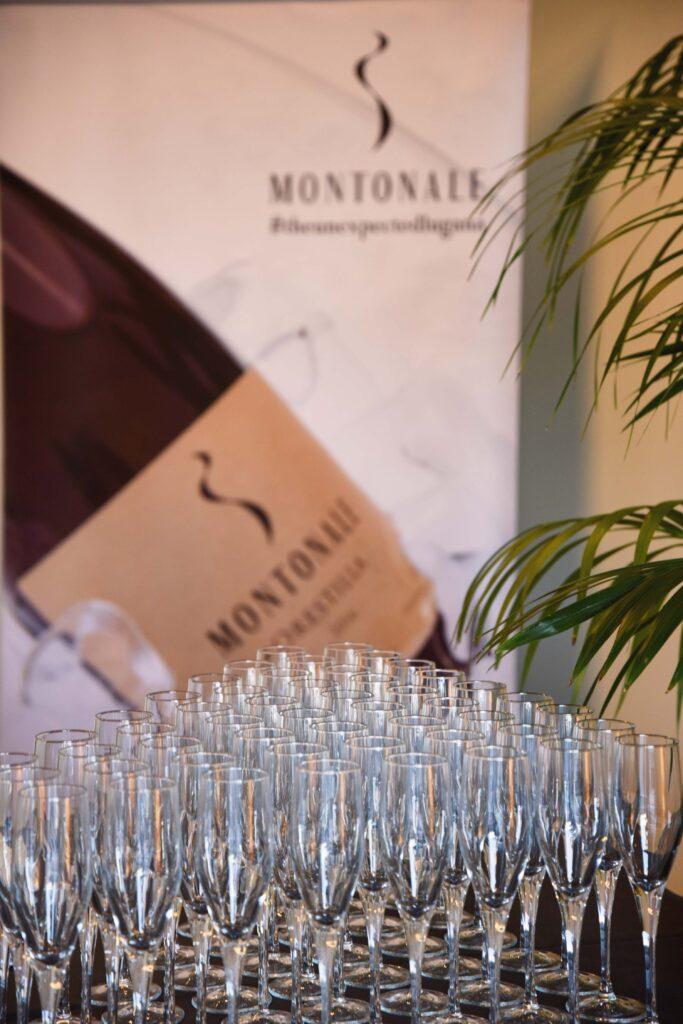 La cantina e il vigneto Montonale: un'oasi dedicata ai vini più raffinati Garda DOC