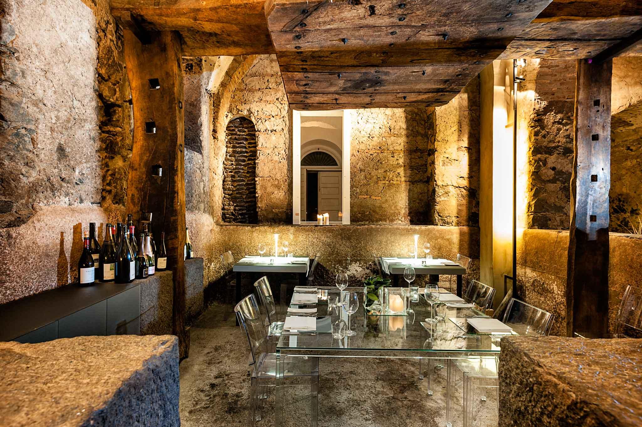 Il ristorante stellato Zash, un luogo da visitare per incontrare la tradizione e l'innovazione della cucina nella zona dell'Etna