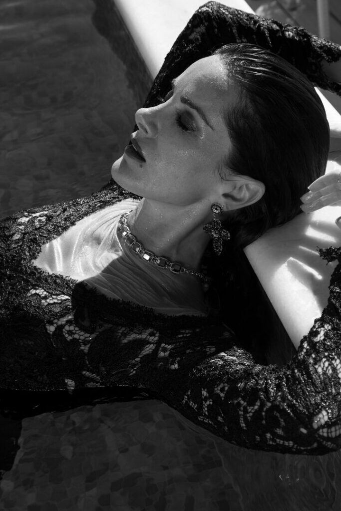 Stefania Spampinato Dolce&Gabbana