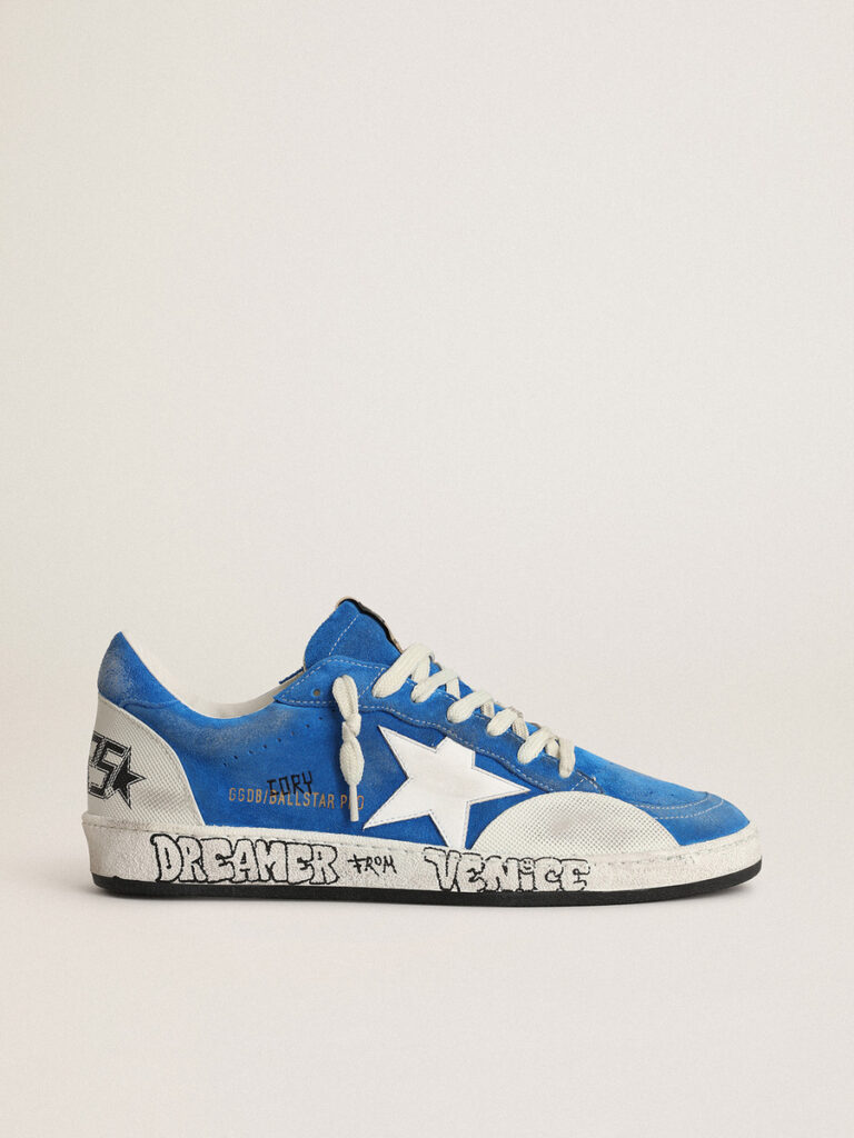 Le nuove sneakers GGDB Ballstar firmate Cory Juneau