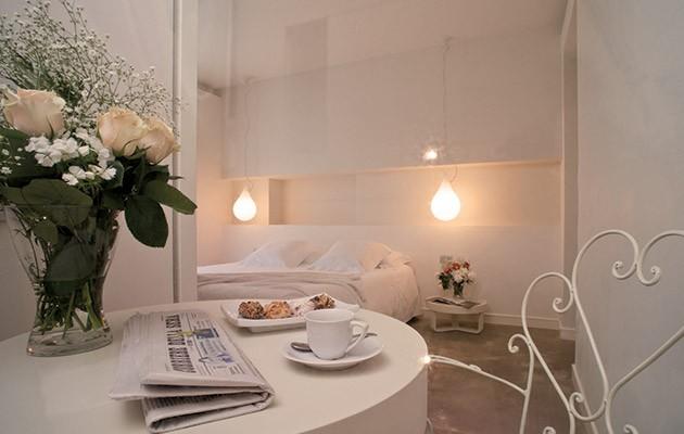 Una delle camere matrimoniali del Resort Shalai