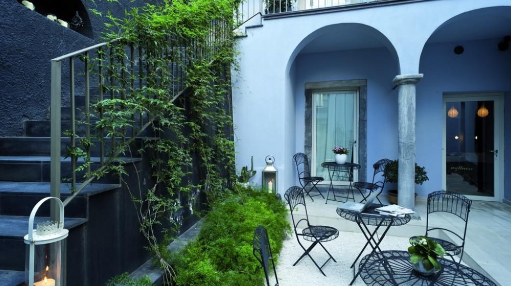 Tra i luoghi da visitare ai piedi dell'Etna c'è sicuramente Shalai: un resort dedicato al relax e alla cucina gourmet