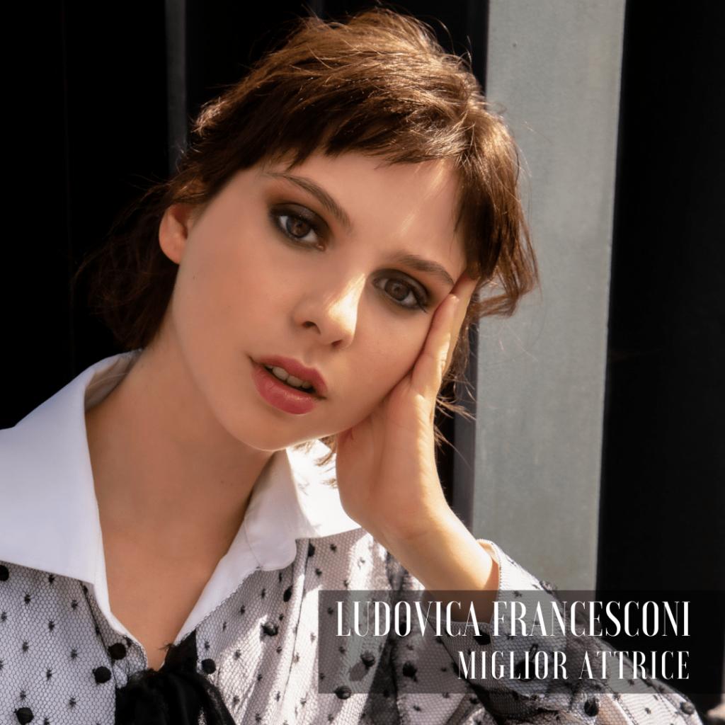 Ludovica Francesconi, la vincitrice del Next Generation Award 2021 per la miglior attrice