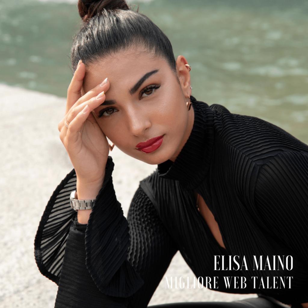 Elisa Maino vince il best web talent Next Generation Award 2021